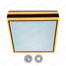 Управляемый светодиодный светильник BALANCE DOUBLE 95W S-500-WHITE/SILVER-220-IP44