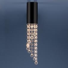 Накладной потолочный светильник 1083 GU10 BK черный