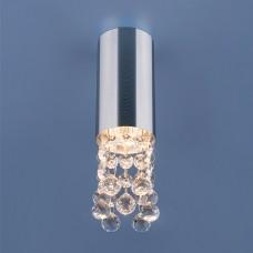 Накладной потолочный светильник 1084 GU10 CH хром