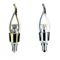 Светодиодная лампа свеча Q100A