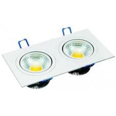 Поворотный светодиодный светильник L1030-10