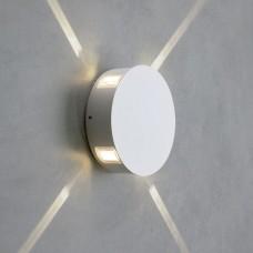 Настенный светодиодный светильник BEAM белый 1545 TECHNO LED