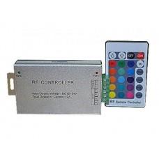 Контроллер LEDcraft RGB RF24K с функцией диммирования 12А