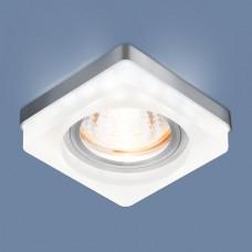 Встраиваемый потолочный светильник с LED подсветкой 2207 MR16 MT матовый