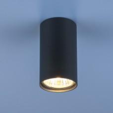Накладной точечный светильник Elektrostandard 1081 GU10 GR графит