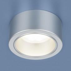 Накладной точечный светильник Elektrostandard 1070 GX53 GD серебро