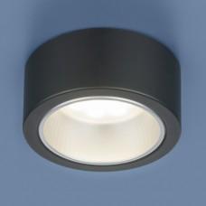 Накладной точечный светильник Elektrostandard 1070 GX53 GD черный
