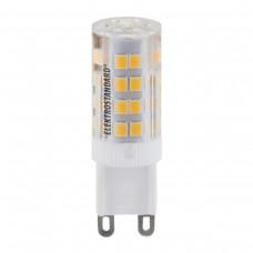 Лампа светодиодная Elektrostandard G9 LED 5W 220V 3300K