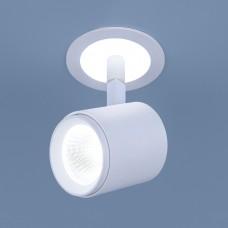 Акцентный светодиодный светильник Elektrostandard DSR002 9W 6500K белый матовый