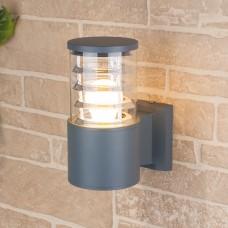 Настенный уличный светильник Elektrostandard Techno 1408 cерый