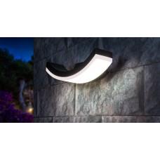 Настенный светильник Elektrostandard Techno 1672 LED Asteria U черный