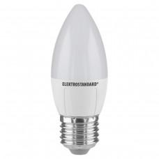 Лампа светодиодная Elektrostandard Свеча СD LED 6W 4200K E27