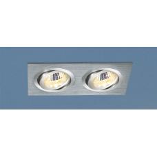 Алюминиевый точечный светильник Elektrostandard 1011/2 MR16 CH хром