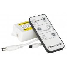 Контроллер для монохромных светодиодных лент С ПДУ  LSC 003 12V
