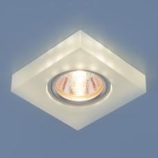 Точечный светильник со светодиодами Elektrostandard 6063 MR16 WH белый
