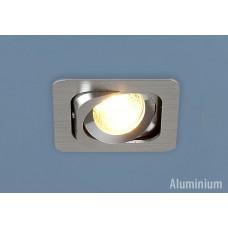 Алюминиевый точечный светильник Elektrostandard 1021/1 MR16 CH хром