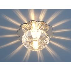 Точечный светильник Elektrostandard 847 G4 CH/CL хром/прозрачный
