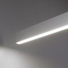 Профильный светодиодный светильник Elektrostandard ССП подвесной односторонний 21W 1500Lm 128см 6500К