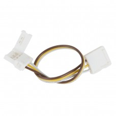Коннектор для светодиодной ленты «Бегущая волна» гибкий двухсторонний
