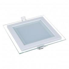 Встраиваемый потолочный светодиодный светильник Elektrostandard DLKS160 12W 4200K белый