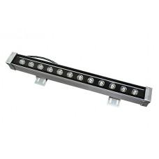 Линейный фасадный светильник Ledcraft 12W