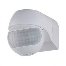 Инфракрасный датчик движения 12m 1,8-2,5m 800W IP44 180 Белый SNS-M-10