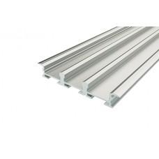 Профиль врезной тройной алюминиевый LC-LPV-0950-2 Anod