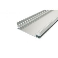 Профиль встроенный для стен алюминиевый LC-LPV-1035-2 Anod