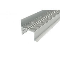 Профиль накладной алюминиевый LC-NKU-7689-2 Anod