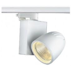 Трековый светодиодный светильник 3-фазный LUNA LNT311 40W